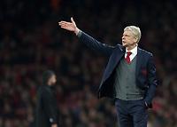 Arsenal v AC Milan - Europa League Round of 16 2nd leg - 15.03.2018