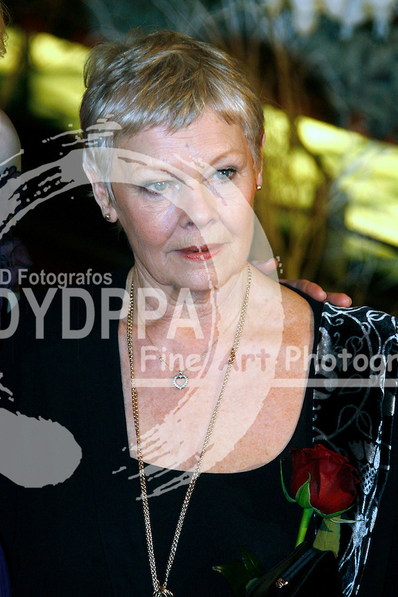 "Dame Judi Dench at the Berlinale 2007, 57. Internationale Filmfestspiele Berlin / 57th Berlin International Film Festival, Premiere of ""Notes on a Scandal"""