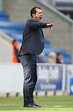 Colchester manager Joe Dunne . Colchester United v Stevenage - npower League 1 - Weston Homes Community Stadium, Colchester - 13th October, 2012. © Kevin Coleman 2012
