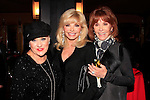 LOS ANGELES - DEC 4: Lorna Luft, Loni Anderson, Stefanie Powers at a party hosted by The Actors Fund after a performance of 'White Christmas' at the Pantages Theater on December 4, 2016 in Los Angeles, California