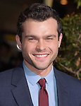 Alden Ehrenreich<br />  attends The Universal Pictures Hail,Caesar! World Premiere held at The Regency Village Theatre in Westwood, California on February 01,2016                                                                               &copy; 2016 Hollywood Press Agency