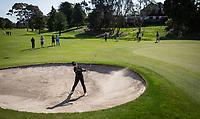 Caryn Khoo in the New Zealand Amateur Golf Championship, Remuera Gold Club, Auckland, New Zealand. Sunday 3rd st November 2019. Photo: Greg Bowker/www.bwmedia.co.nz/NZGolf<br /> COPYRIGHT:© www.bwmedia.co.nz
