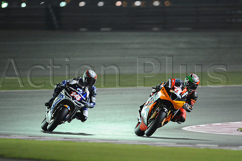 04.04.2013. Losail International Circuit Racetrack, Marc Marquez during free practice at MotoGP of Qatar run at the Losail International Circuit  Racetrack from 4th-7th April 2013