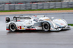 Tom Kristensen (2), Audi Sport Team Joest driver in action during the ALMS/WEC practice sessions at the Circuit of the Americas race track in Austin,Texas.