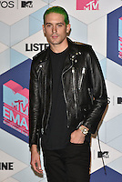 Martin Garrix, DJ<br /> 2016 MTV EMAs in Ahoy Arena, Rotterdam, The Netherlands on November 06, 2016.<br /> CAP/PL<br /> &copy;Phil Loftus/Capital Pictures /MediaPunch ***NORTH AND SOUTH AMERICAS ONLY***