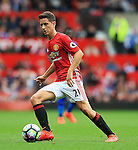 Ander Herrera of Manchester United  during the Premier League match at Old Trafford Stadium, Manchester. Picture date: September 24th, 2016. Pic Sportimage