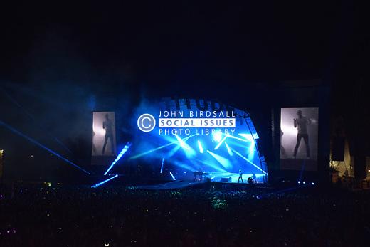 Latitude Festival, Henham Park, Suffolk, UK July 2019. Underworld