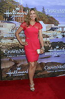 BEVERLY HILLS, CA - JULY 27: Pascale Hutton at the Hallmark Channel and Hallmark Movies and Mysteries Summer 2016 TCA press tour event on July 27, 2016 in Beverly Hills, California. Credit: David Edwards/MediaPunch
