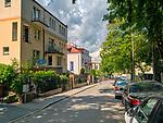 Ulica Franciszka Sędzickiego w Gdyni.