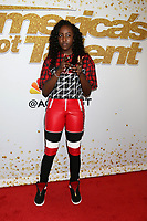 "Flau'jae<br /> at the ""America's Got Talent"" Season 13 Live Show Red Carpet, Dolby Theater, Hollywood, CA 08-14-18<br /> David Edwards/DailyCeleb.com 818-249-4998"