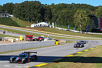 #47 Forty 7 Motorsports, Norma M30, LMP3: Austin McCusker, TJ Fischer, Checkered Flag