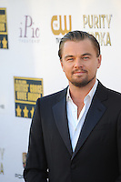 Leonardo DiCaprio at the 19th Annual Critics' Choice Awards at The Barker Hangar, Santa Monica Airport.<br /> January 16, 2014  Santa Monica, CA<br /> Picture: Paul Smith / Featureflash