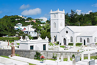 St. John the Evangelist Church, Pembroke Parish, Hamilton, Bermuda