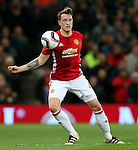 Phil Jones of Manchester United during the UEFA Europa League match at Old Trafford, Manchester. Picture date: November 24th 2016. Pic Matt McNulty/Sportimage