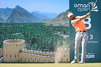 Joost Luiten (NED) during the final round of the Oman Open, Al Mouj Golf, Muscat, Sultanate of Oman. 03/03/2019<br /> Picture: Golffile | Phil Inglis<br /> <br /> <br /> All photo usage must carry mandatory copyright credit (&copy; Golffile | Phil Inglis)