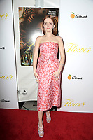 """LOS ANGELES - MAR 13:  Zoey Deutch at the """"Flower"""" Premiere at ArcLight Theater on March 13, 2018 in Los Angeles, CA"""