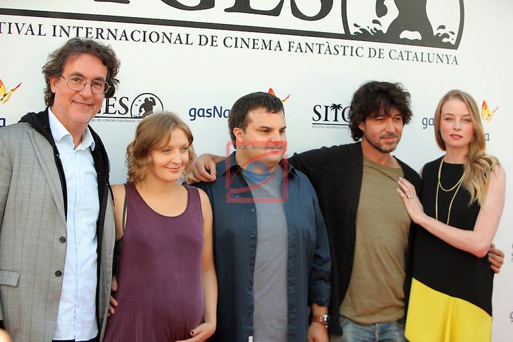 49 Festival Internacional de Cinema Fantastic de Catalunya-Sitges 2016.<br /> Photocall Inside.
