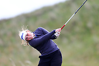 Chloe O'Connor (Roscommon) during the 2nd round of the Irish Women's Open Stroke Play Championship, Enniscrone Golf Club, Enniscrone, Co. Sligo. Ireland. 16/06/2018.<br /> Picture: Golffile | Fran Caffrey<br /> <br /> <br /> All photo usage must carry mandatory  copyright credit (© Golffile | Fran Caffrey)