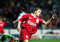 Sheffield Wednesday v Liverpool 1998