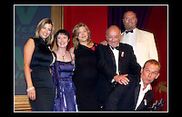 TV Quick Awards 2002 - Dorchester Hotel, London -  Auf Wiedersehen Pet win best new drama award - 9th September 2002