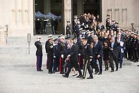Funeral Service for George HW BushPHOTO : Agence Quebec Presse - Donovan Marks