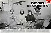 PARIS MATCH - Otages des kurdes