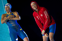 Sarah Sjostrom and Michelle Coleman Energy Standard<br /> 50 freestyle women<br /> day 02  09-08-2017<br /> Energy For Swim<br /> Rome  08 -09  August 2017<br /> Stadio del Nuoto - Foro Italico<br /> Photo Deepbluemedia/Insidefoto