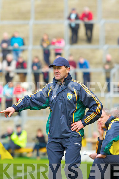 Jack O'Connor Kerry v Donegal at Fitzgerald Stadium on Sunday.