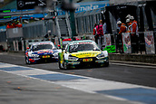 June 17th 2017, Hunaroring, Budapest, Hungary; DTM Motor racing series;  99 Mike Rockenfeller (GER, Audi Team Phoenix, Audi RS5 DTM)