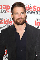 Kyle Prior at The Inside Soap Awards 2019, Sway Nightclub, London on October 7th 2019<br /> CAP/ROS<br /> ©ROS/Capital Pictures