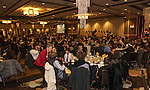 A photograph taken during the 29th Annual Dr. Martin Luther King, Jr. Dinner Celebration at the Atlantis Casino Resort Spa in Reno, Monday night, Jan. 16, 2017.