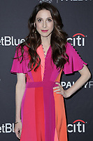 """LOS ANGELES - MAR 15:  Marin Hinkle at the PaleyFest - """"The Marvelous Mrs. Maisel"""" at the Dolby Theater on March 15, 2019 in Los Angeles, CA"""