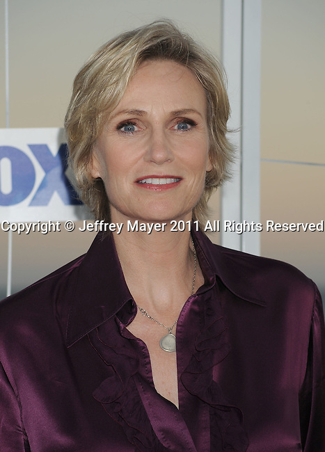 MALIBU, CA - AUGUST 05: Jane Lynch attends the Fox All Star Party 2011 at Gladstone's Malibu on August 5, 2011 in Malibu, California.