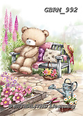 Roger, CUTE ANIMALS, LUSTIGE TIERE, ANIMALITOS DIVERTIDOS, paintings+++++_RM-1617-2011,GBRM992,#ac# ,everyday