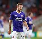 Billy Sharp of Sheffield Utd during the Championship match at the Riverside Stadium, Middlesbrough. Picture date: August 12th 2017. Picture credit should read: Simon Bellis/Sportimage