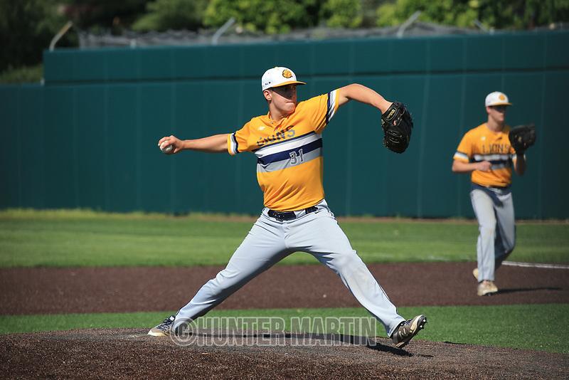 New Hope Solebury Baseball District Playoff vs Lower Moreland
