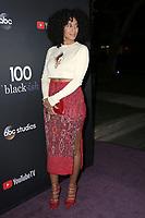 LOS ANGELES - NOV 10:  Tracee Ellis Ross at the Black-ish 100th Episode Celebration at the Walt Disney Studios on November 10, 2018 in Burbank, CA