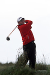 Day one of the Irish PGA championship at Seapoint Golf Club,  Gavin Lunny from Naas Golf Club on the 10th tee...Picture Jenny Matthews/Newsfile.ie