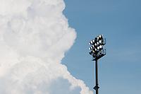 Piscataway, NJ - Saturday May 26, 2018: Sky Blue FC vs Seattle Reign FC at Yurcak Field.