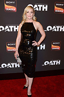 "LOS ANGELES - FEB 20:  Elizabeth Rohm at ""The Oath"" Season 2 Screening Event  at the Paloma on February 20, 2019 in Hollywood, CA"