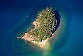 Ile Porc-Epic, au large de la commune du Mont-Dore, Nouvelle-Calédonie