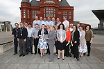 Welsh Water Training Graduates