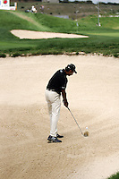 Jyoti Randhawa on the 11th hole in the 4th Round of the Open de Espana in Madrid...Photo NEWSFILE/Manus O'Reilly.(Photo credit should read Manus O'Reilly/NEWSFILE)....This Picture has been sent you under the condtions enclosed by:.Newsfile Ltd..The Studio,.Millmount Abbey,.Drogheda,.Co Meath..Ireland..Tel: +353(0)41-9871240.Fax: +353(0)41-9871260.GSM: +353(0)86-2500958.email: pictures@newsfile.ie.www.newsfile.ie.FTP: 193.120.102.198..