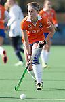 Bloemendaal - Hockey - Hoofdklasse competitie dames, Bloemendaal-Pinoke (0-0). Joëlle Ketting van Bloemendaal.   COPYRIGHT KOEN SUYK