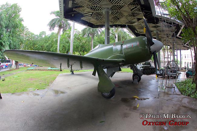 Plane Outside The Granma Memorial