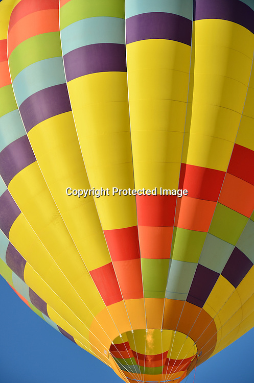 Royalty Free Photo of Hot Air Balloon