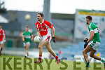 Alan Fitzgerald West Kerry in action against  Legion in the Quarter Final of the Kerry Senior County Championship at Austin Stack Park on Sunday.