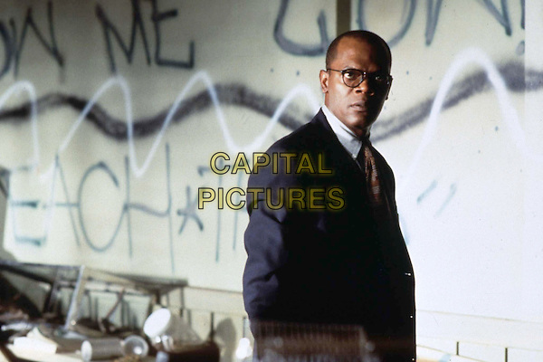 SAMUEL L. JACKSON.in One Eight Seven (1997) .(187).*Filmstill - Editorial Use Only*.CAP/STF/KHE.Supplied by Capital Pictures.