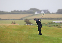 Ronan Mullarney (Galway) on the 17th fairway during the Connacht Semi-Final of the AIG Barton Shield at Galway Bay Golf Club, Galway, Co Galway. 11/08/2017<br /> Picture: Golffile | Thos Caffrey<br /> <br /> <br /> All photo usage must carry mandatory copyright credit     (&copy; Golffile | Thos Caffrey)