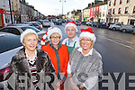 Anne Cotter (Fashion World), Geraldine Canty (Fashion World), Tom Browne (Castle Meats), Eileen Prendirville (Joye).